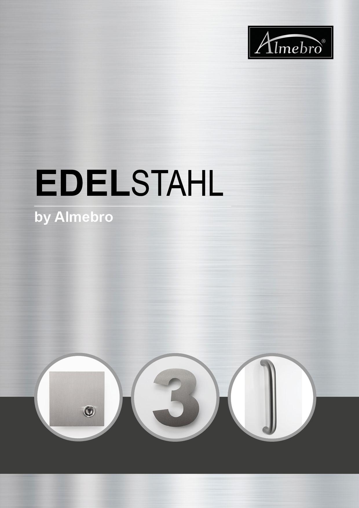 Almebro Edelstahl-Katalog herunterladen